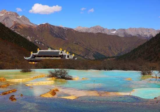 Travel Guide to Huanglong Valley in Sichuan, China