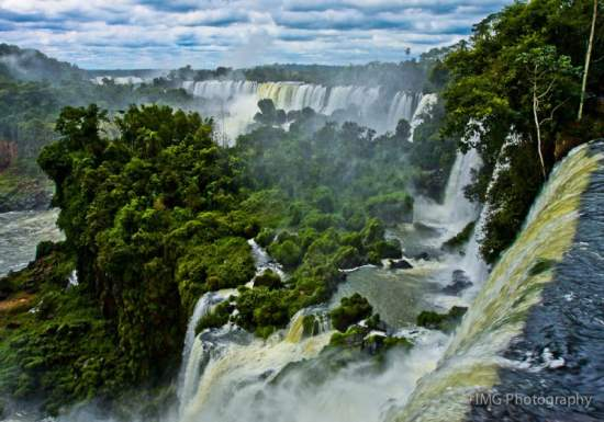 Witness the Beauty of Iguazu National Park, Argentina