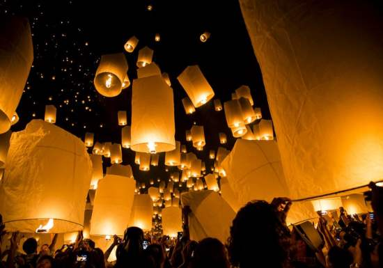 Yi Peng, Chiang Mai : One of the Best Festivals in the World