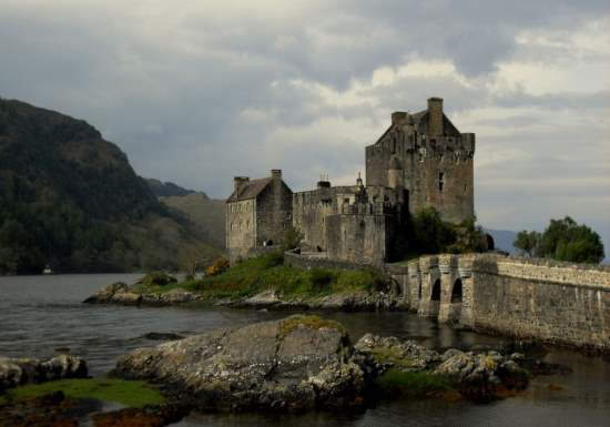 Eilean Donan Castle : The Most Recognised Castle in Scotland